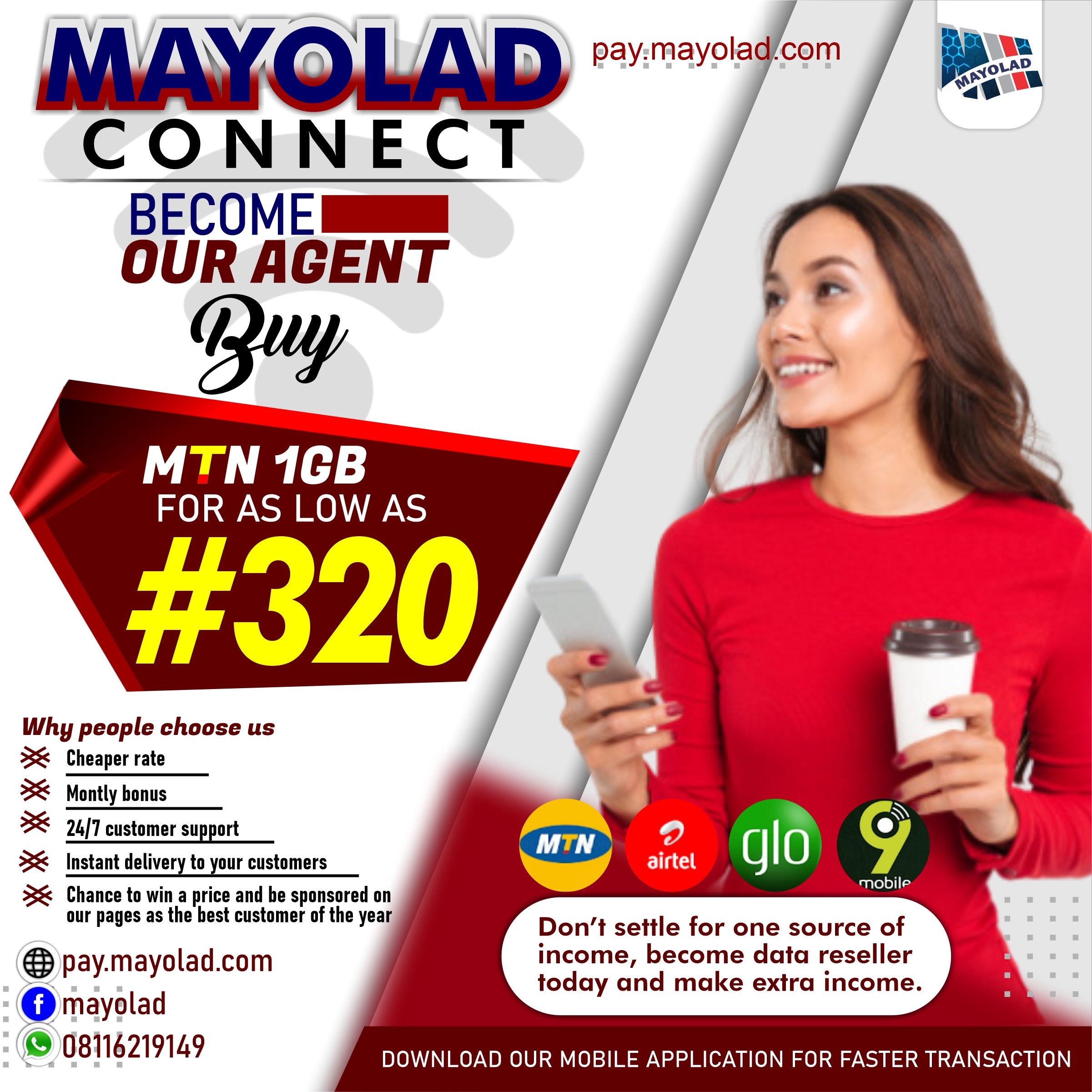 MAYOLAD CONNECT